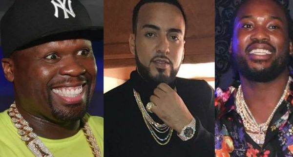50 Cent Says The Dreamchasers Beat Up French Montana