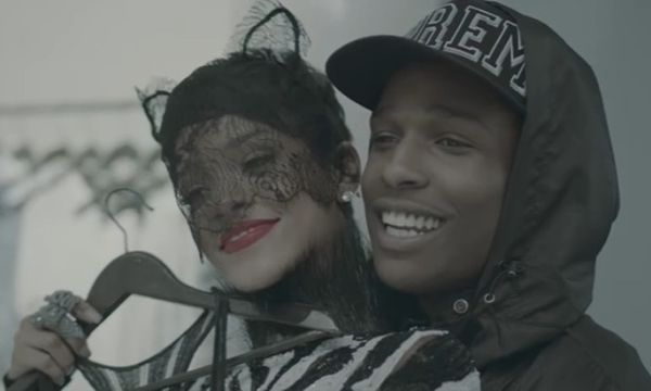 Drake Bait:  A$AP Rocky Is Dating Rihanna
