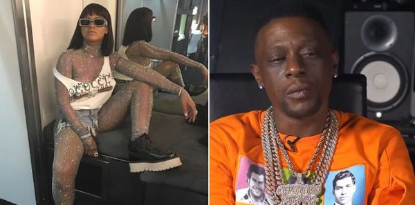 Boosie Badazz Proves He's Still a Danger to Rihanna