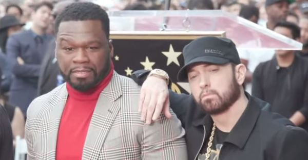 50 Cent Jumps In To Support Eminem
