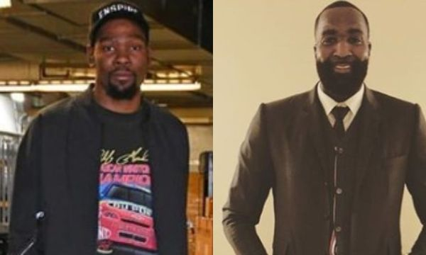 Kevin Durant and Kendrick Perkins Beef On Twitter