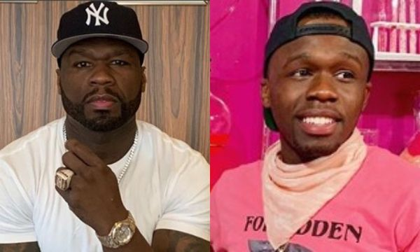 50 Cent Addresses Whether He'll Ever Mend Things With His Son Marquise