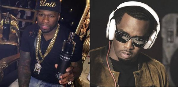 50 Cent Explains Why He's Finally Burying The Hatchet With Diddy