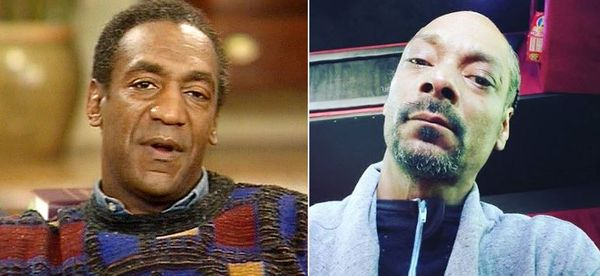 Bill Cosby Wants To Get Out Of Prison So He Can Smoke Up With Snoop Dogg