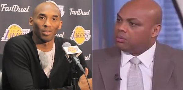 """Charles Barkley Says Kobe Bryant Was Not A """"Hero"""" Off The court"""