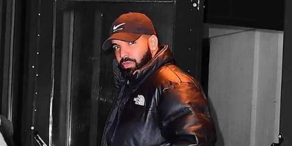 Drake Rocks Icy Cross Even Though He's Jewish; Tries Out New Accent On Drill Snippet