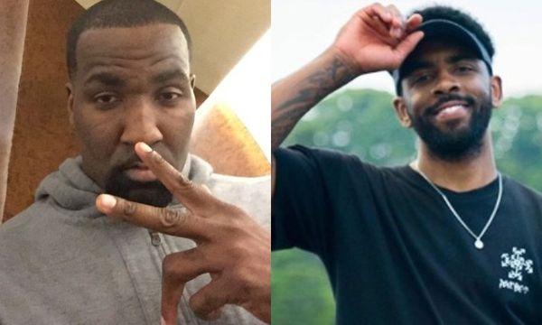 Kendrick Perkins Trashes Kyrie Irving During Celtics Broadcast