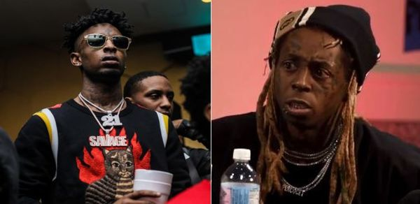 Lil Wayne Had No Idea 21 Savage Was A Person