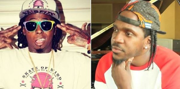 Lil Wayne Is Confused About His Beef With Pusha T in New Interview