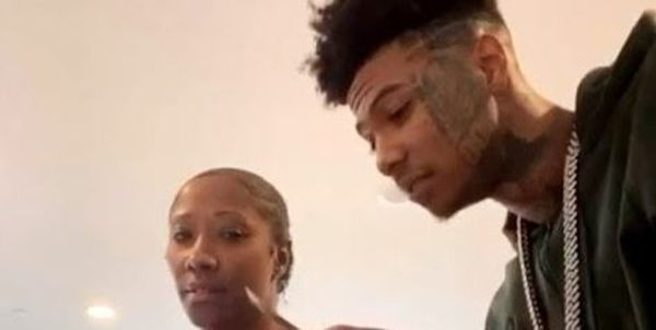 Blueface Makes His Mom do Humiliating Things For Money