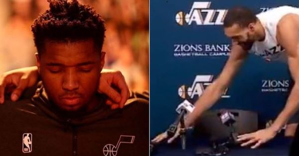 Donovan Mitchell Seems To Shade Rudy Gobert After Getting Coronavirus