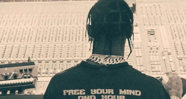 Travis Scott Has Earned a Fortune From McDonald's, PS5 and Nike