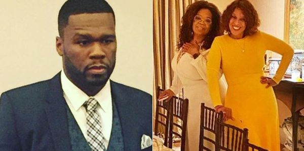 50 Cent Says Oprah Winfrey Sicced Her Goon Gayle King On Him