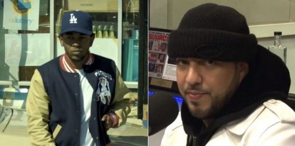 French Montana Stunts After Beating Kendrick Lamar In Simulated Hits Battle