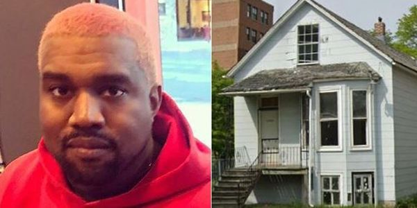 Kanye West has Bought His Childhood Home following Rhymefest Debacle