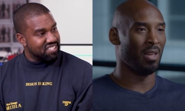 Kanye West Says He's The Rap Version of Kobe Bryant & Kobe's The Bball Version Of him