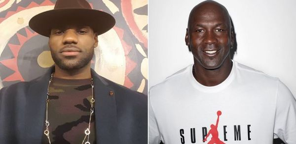 Michael Jordan Doubted LeBron James's NBA Impact