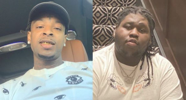 Young Chop Got Shot At While Riding In Uber In Atlanta
