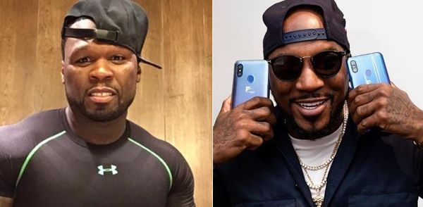 50 Cent Swats Jeezy Away After Diss Track