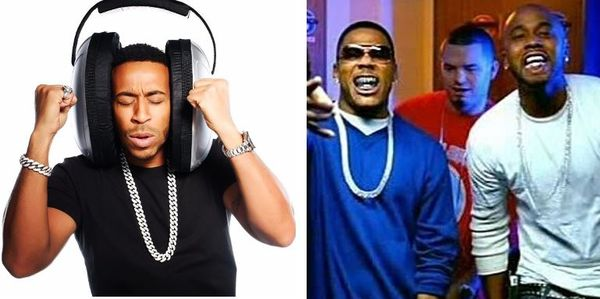 Ali of St. Lunatics Trashes Ludacris, Accuses Him of Dissing and Stealing from Nelly