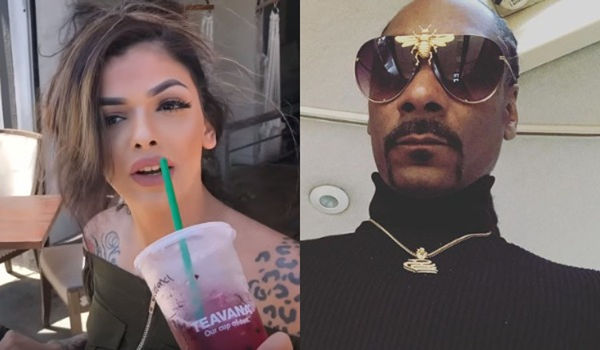 Celina Powell Claims To Leak Snoop Dogg & Tekashi 6ix9ine Sex Tapes
