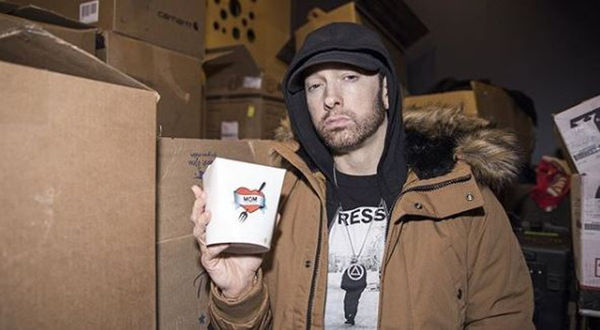 Eminem Is About To Drop A Bunch Of New Music