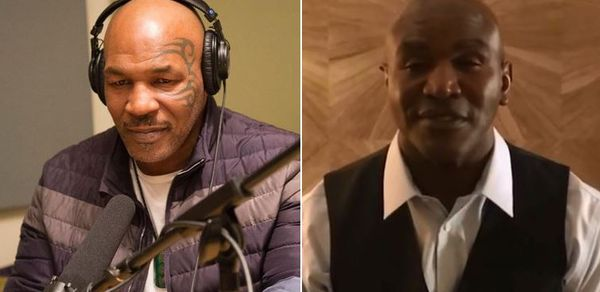 Evander Holyfield Announces Comeback; Holyfield-Tyson III In Play
