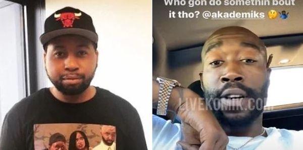 "Freddie Gibbs Calls Out ""B*tch"" DJ Akademiks Over Snitching"
