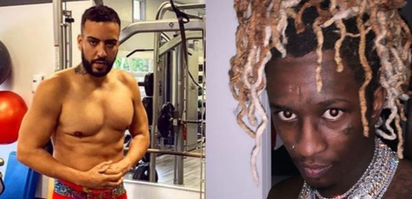French Montana Mocks Young Thug After His Joint Tape With Chris Brown Flops