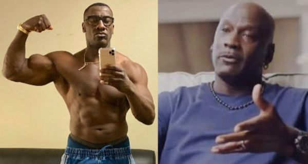 Shannon Sharpe Says He Would Have Whooped Michael Jordan if Denied Food