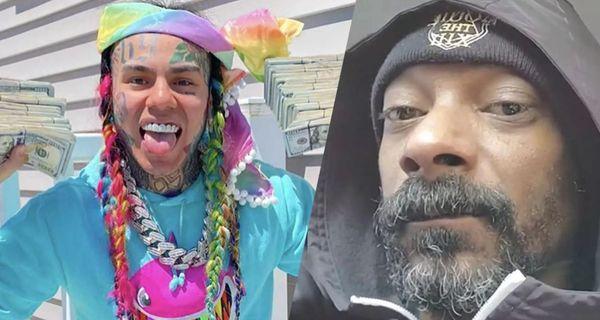 Snoop Dogg Warns Tekashi 6ix9ine He Better Leave Him Alone