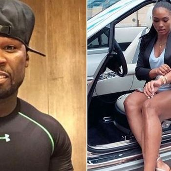 50 Cent Gets Tattoo Of His Girl Cuban Link [PHOTO]