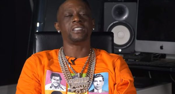 Boosie Badazz Says He's Going To War After Getting Shot In Dallas