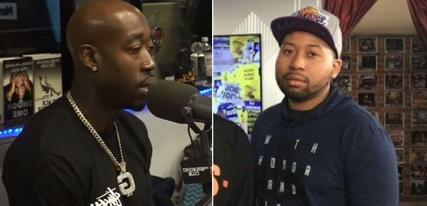 """Freddie Gibbs Is Going To """"Torture"""" DJ Akademiks Until He's Forced To Quit His Job"""