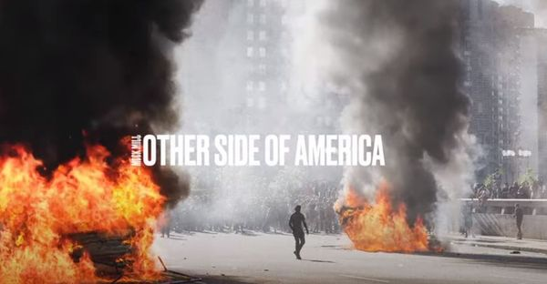 """Meek Mill Comes After Donald Trump On """"Otherside Of America"""""""