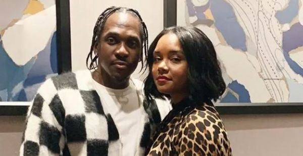 Pusha T's Son Got Cocaine In the Middle Name