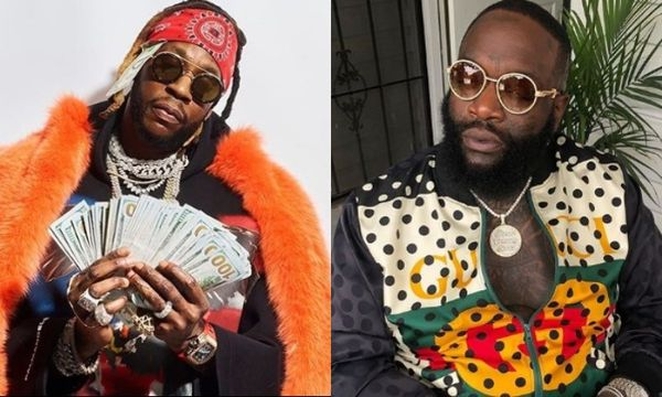 2 Chainz and Rick Ross To square off In Next 'Verzuz' Battle