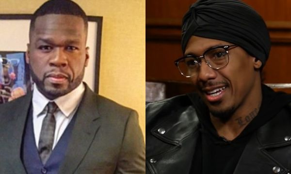 50 Cent Clowns Nick Cannon Being Fired By ViacomCBS For Anti-Semitic Comments