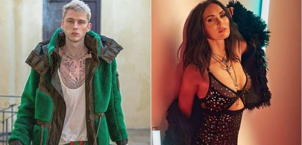 Machine Gun Kelly Gushes About Megan Fox, Seems To be In Love