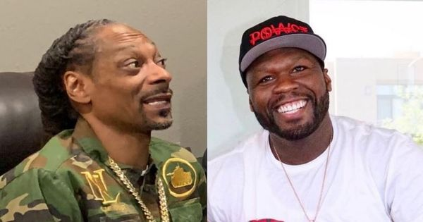 50 Cent Speaks On What Happened When He Tried To Get Snoop Dogg Not To Smoke Weed