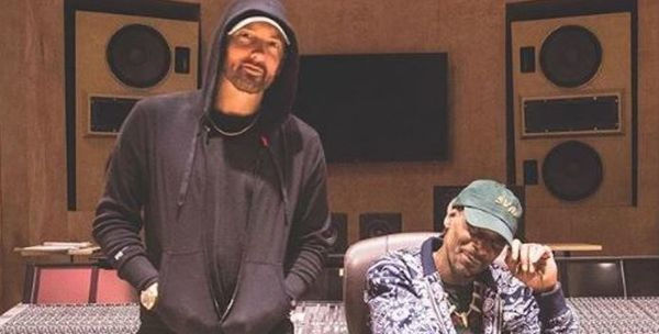 Old Leaked Audio Of Snoop Dogg Dissing & Mocking Eminem