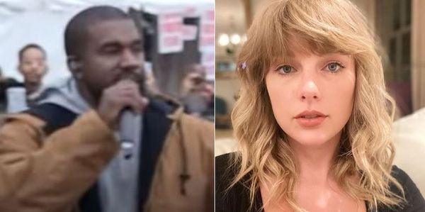 "Taylor Swift May Have Taken Sly Shot at Kanye West On ""Folklore"""