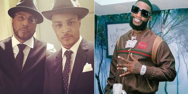 T.I. & Jeezy Debate Making Amends With Gucci Mane