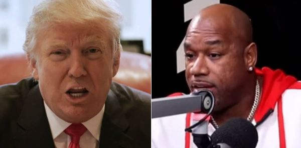 "Wack 100 Explains Why Donald Trump Is ""Straight Gangster"""