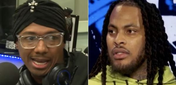 Waka Flocka Comes At Nick Cannon For Apologizing For Anti-Semitic Comments