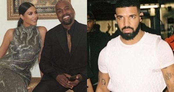 A Drake Vs. Kanye West Showdown Has Been Teased