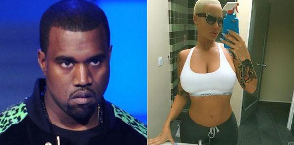 Amber Rose Takes Shot at Krazy Kanye Over Latest Kraziness
