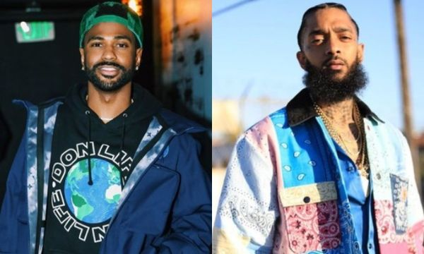 Big Sean Explains Why His Label Didn't Want Him to Release His Song with Nipsey Hussle
