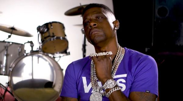 Fans Think Boosie Badazz's New Challenge Will Get People Indicted