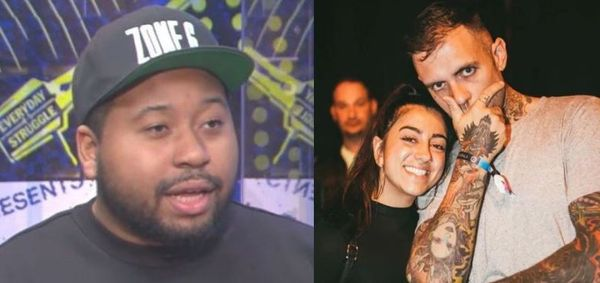 DJ Akademiks Tells Adam22 How A Gang of Homeless Pulled a Train On His Girl